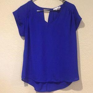 Blue Agaci shirt